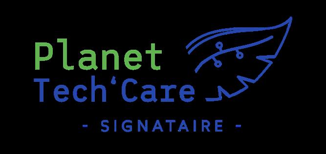 PartenorDigital, signataire de Planet TechCare