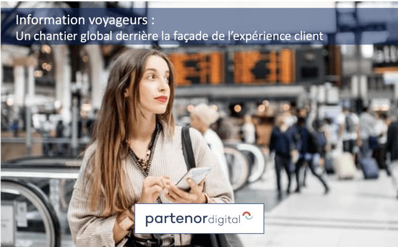 Améliorer l'information voyageurs : un chantier global derrière la façade de l'expérience client